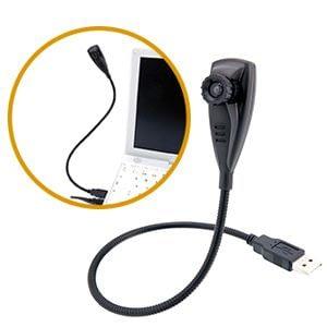 USB Web-Cam Metálica